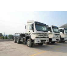 HOWO 6X4 Tractor Truck for UAE