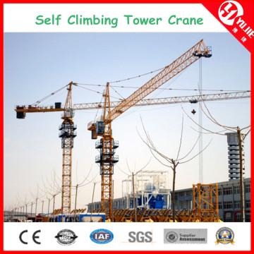 Qtz50 (4810) Guindaste de torre auto-escalável de 4 toneladas a 29 m