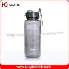 500ml / 650ml / 800ml / 1000ml Garrafa de Proteção de Proteína de Plástico, BPF Grátis (KL-7510)