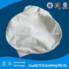 Vacuum belt and centrifugal liquid bag filter cloth