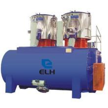 Tipo Horizontal Sistema de Mezclador de Calefacción y Enfriamiento