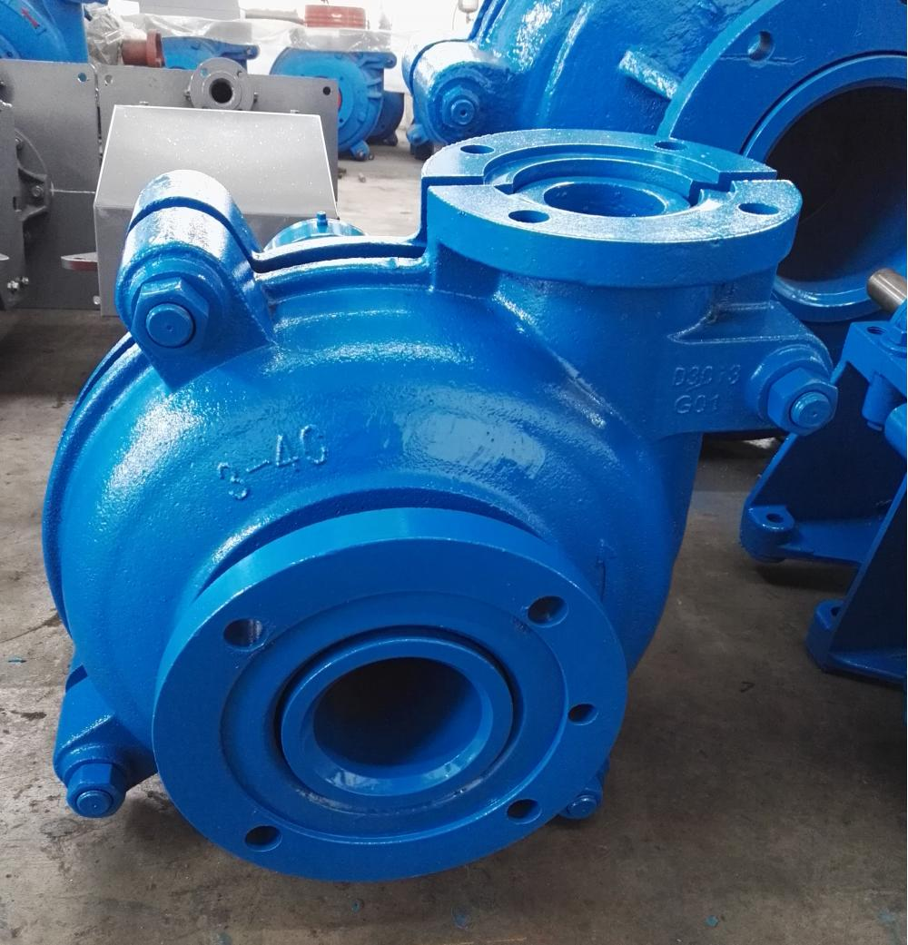 4 / 3C-AH Heavy Duty Slurry Pump