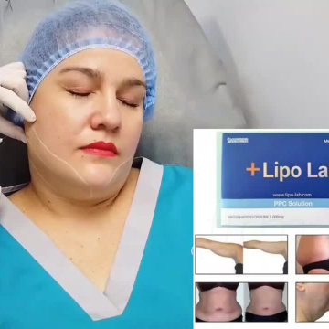 Lipo Lab Korea Tier Fett Lipolyse Injektion