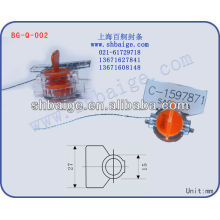 plastic meter seal BG-Q-002