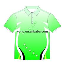 2018 New Custom Design Blank Polo Shirt