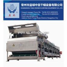 Chinese supplier RL revolving belt condensaton granulating