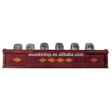 Длинный стол для руководителя для офиса, Офисная мебель из серии Paper для продажи (T712)