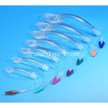 MASQUE LARYNGEAL AIRWAYS JETABLE EN PVC