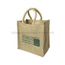 Bolso de compras de la lona de la promoción, bolso de compras del algodón