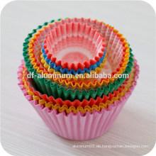 Großhandel Backpapier Tassen für Kuchen, Backen Tasse