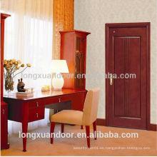 Puerta de madera única diseño interior sola puerta madera diseño puerta interior de madera