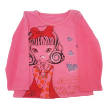 Spring Kids Girl camiseta en ropa para niños