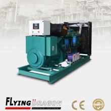 With Weichai engine 250kva automatic transfer switch generator