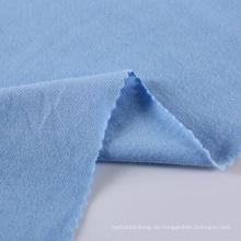 Großhandel gestrickter Baumwolle Polyester Jersey Stoff