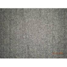 Tissu en laine en motif Herringbone (Art # UW082)