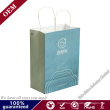 Wholesale Custom Paper Gift Bags Christmas Bags with Handle