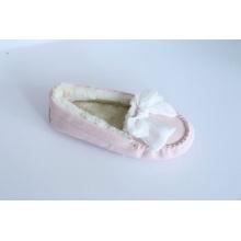 Damen-Indoor-Slipper mit Bowknot