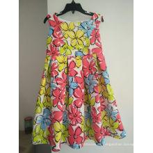 Воздушный слой ткань для принцесса девочка платье