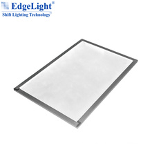 Super Bright Led panel lights with Aluminium frame and frame less can use as a ceiling panels