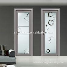 Schöne ganze Verkauf Aluminium Tür / Badezimmertür / Innentür modernes Design