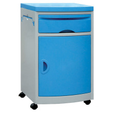 Hospital Furniture Beside Cabinet with Wheels