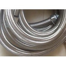 Heat Resistant Stainless Steel Braided Wire Sleeving
