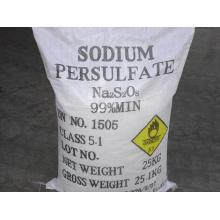 Persulfato de sódio de alta qualidade usado como agente de oxidação de branqueamento