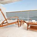 Nuevos productos nuevos balcón persianas ciegas redes de sombra