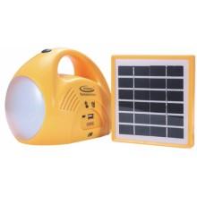 Kits de maison solaire de lanterne solaire multifonction