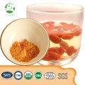 Polvo sano orgánico del jugo de Goji Berry de la fuente de la fábrica de China, polvo de alta calidad del jugo de la baya de Goji, extracto de Wolfberry