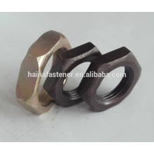 S304 S316 Stainless Steel Hexagon Head Thin Nut M3-M100