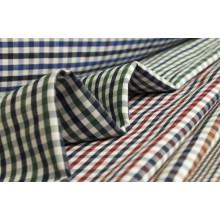 120 g/m² Twill 60 coton 40 Polyester tissu pour chemises