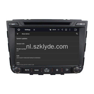 Android 6.0 auto-dvd voor Hyundai IX25