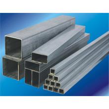 ERW ASTM A106 Grade B Galvanized Square Steel Pipe