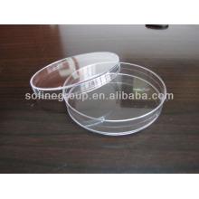 Labor Petrischale / Einweg Petrischale 90ml, Plstic Petri Dish