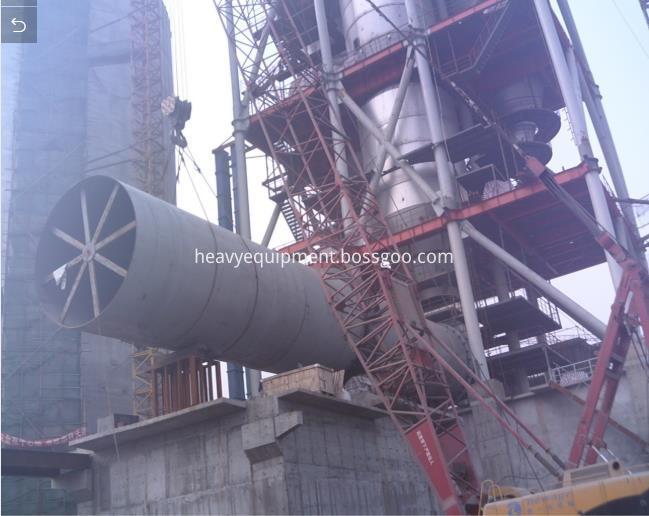 Cement Clinker Rotary Kiln