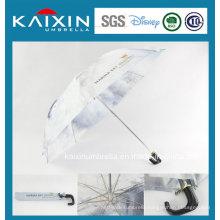 Unique G-Shape Handle Folding Umbrella