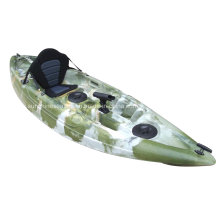 Plastic Pop High Quality New Sit on Top Kayak Ks-20 for Leisure & Fishing