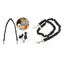 OEM Cat Dog Leash with Elastic String for Two Pets