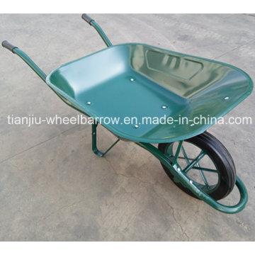 France Modelo Wb6400 Wheel Barrow con rueda sólida