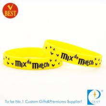 Kundenspezifisches preiswertes gedrucktes Armband