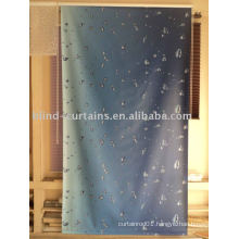 Polyester waterproof shower blinds