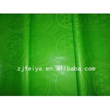Month Top Selling African Garment Cotton Fabric Black Jacquard Damask Shadda Bazin Riche Guinea Brocade New Nigerian Textiles