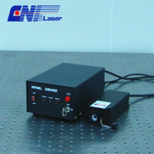 Long lifetime UV 360nm laser for DNA sequencing