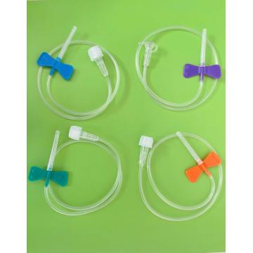 Butterfly Scalp Vein Set Luer Lock Luer Slip