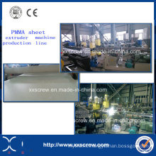 ABS/PMMA Acrylic Sheet Extrusion Machinery