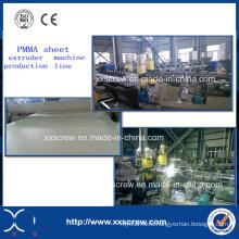 АБС/ПММА акриловый лист экструдер