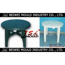 Molde de mesa de plástico de injeção personalizado em Taizhou
