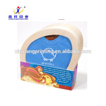 Packaging Paper Boxes Packing Box With Clear Window