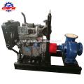 Leistungsstabilität Portable Flood-Control-Pumpe Flut-Entwässerungspumpe